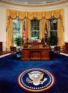 Abortion Oval Office