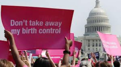 GOP war on Birth Control