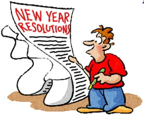 NewYearResolution