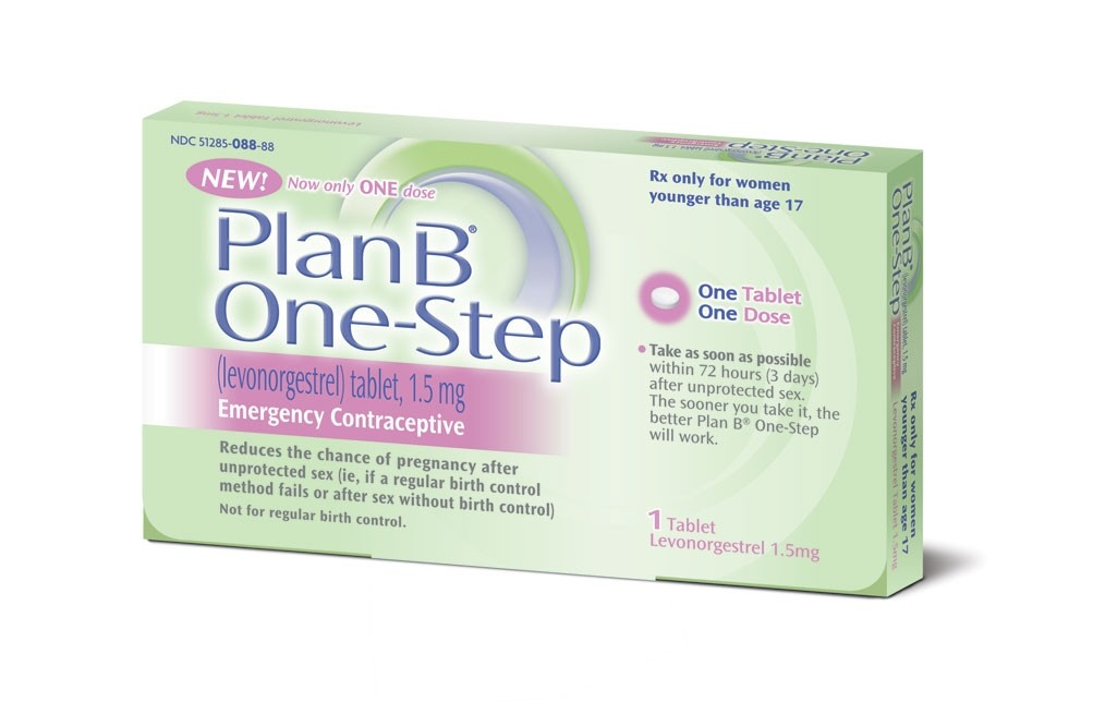 Can you buy emergency contraception if your under 18 in Virginia?