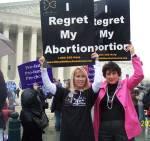 Abortion regret