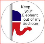 GOP out of bedroom